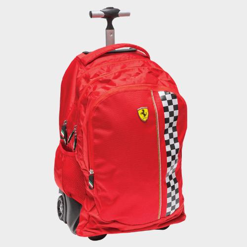 Ferrari F9: Ferrari Trolley Bag FIFG08111 Price In Qatar