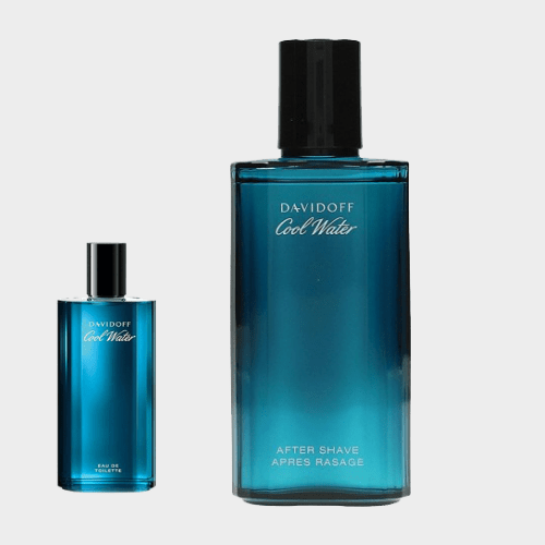 David Off Cool Water EDT for Men 125ml + After Shave Balm 75ml price in Qatar lulu