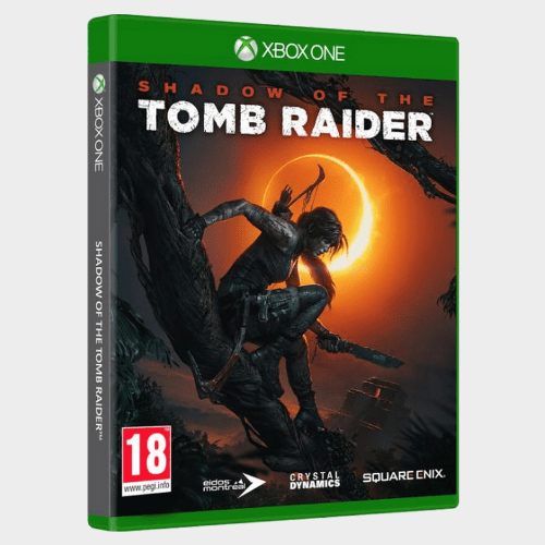 Xbox One Shadow of the Tomb Raider price in qatar