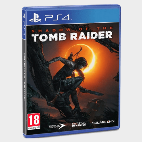 PS4 Shadow of the Tomb Raider Day One Steel-book Edition price in Qatar
