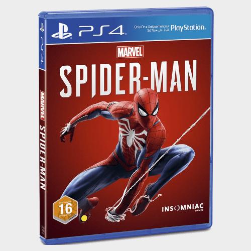 PS4 Marvel Spider-man price in qatar