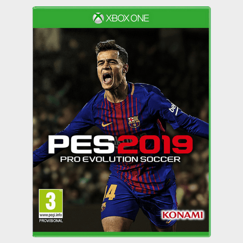 Xbox One PES 2019 price in qatar