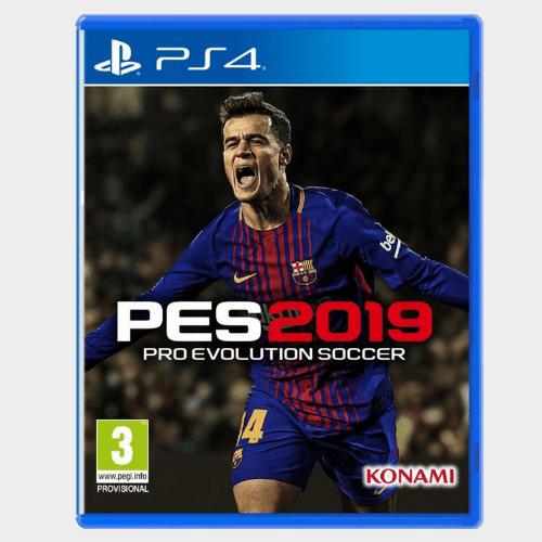 PS4 PES 2019 price in qatar