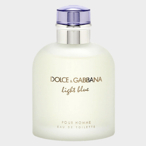 Dolce and Gabbana Light Blue Eau De Toilette for Men 125ml price in Qatar