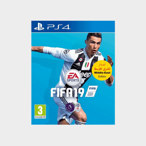 FIFA 19 Arabic Edition PS4 price in qatar