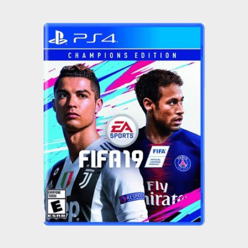 FIFA 19 Champions Edition PlayStation 4 USA price in qatar