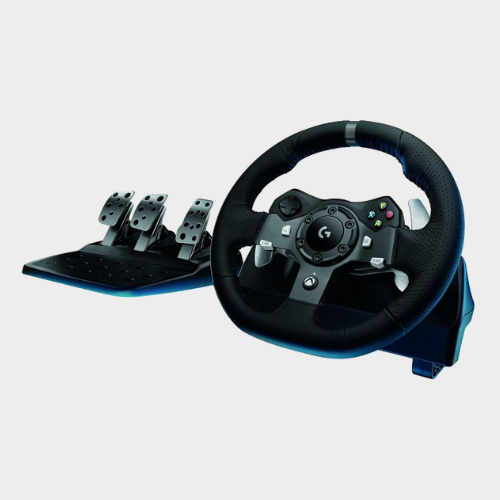 Logitech G920 Driving Force Racing Wheel for Xbox One and PC price in Qatar