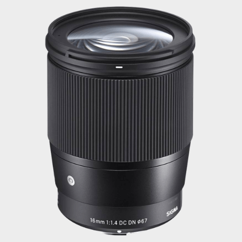 Sigma 16mm F1.4 DC DN Contemporary Lens price in Qatar