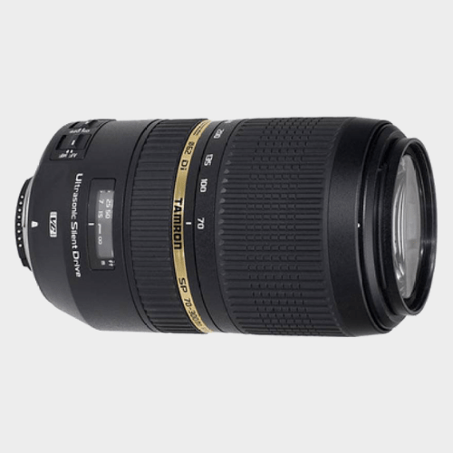 Tamron AF70-300mm F/4-5.6 Di LD Macro Lens for Sony DSLR Camera Lens price in Qatar