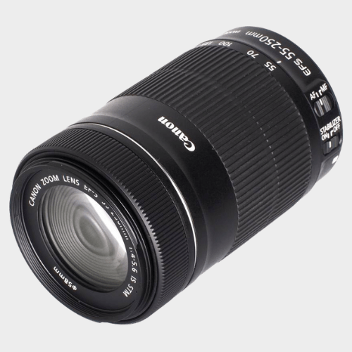 Canon EF-S 55-250mm f/4-5.6 IS STM Lens price in Qatar