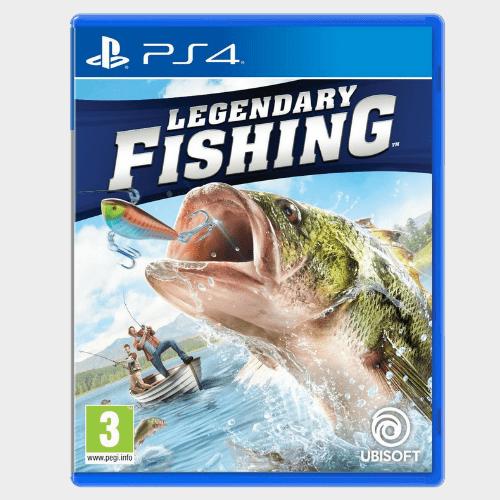 PS4 Legendary Fishing price in Qatar