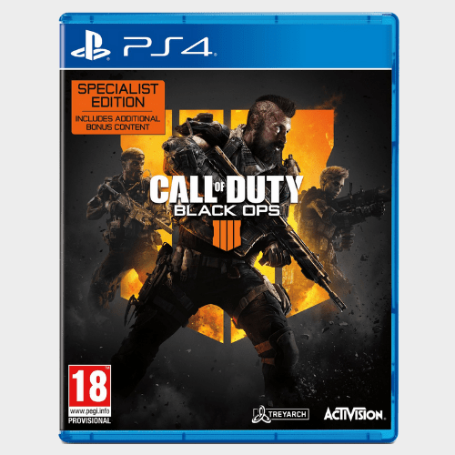 Call Of Duty Black Ops 4 Sony PS4 Special Edition price in Qatar