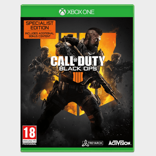 Call Of Duty Black Ops 4 Xbox One Special Edition price in Qatar