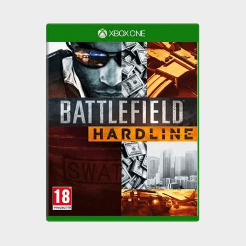 Battlefield Hardline for PlayStation Xbox price in Qatar