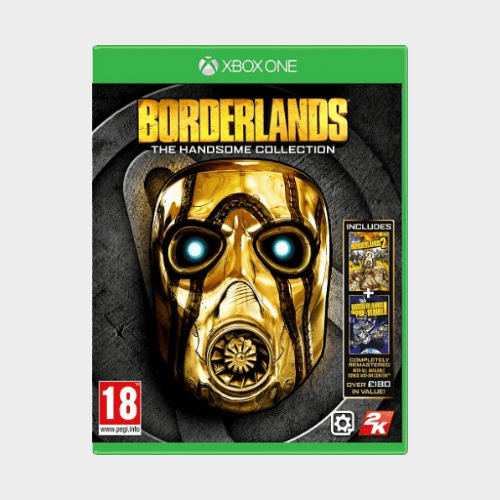 Borderlands The Handsome Collection for Xbox one price in Qatar