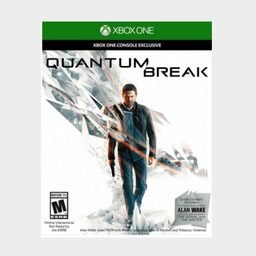 Quantum Break for Xbox One price in Qatar