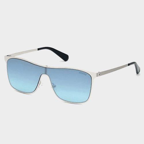 Guess Unisex Sunglass Rectangle 520310X00 Price in Qatar
