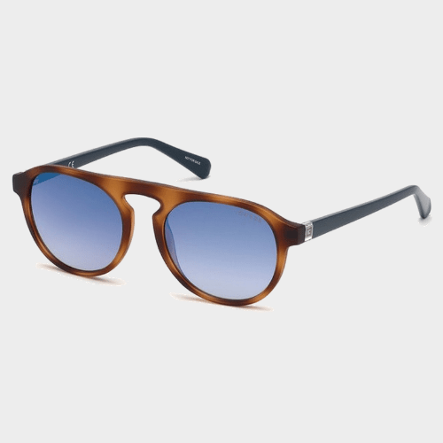 Guess Men's Sunglass Round GU693453X51 Price in Qatar