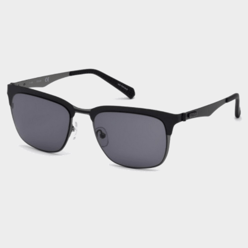 Guess Men's Sunglass Square GU690002A52 Price in Qatar