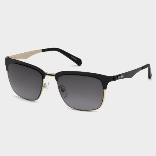 Guess Men's Sunglass Square GU690005B52 Price in Qatar