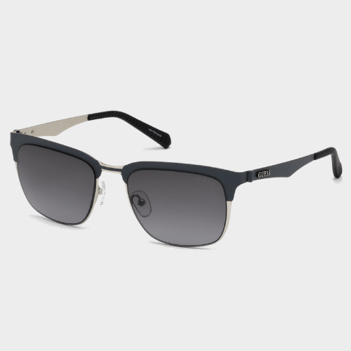Guess Men's Sunglass Square GU690020B52 Price in Qatar