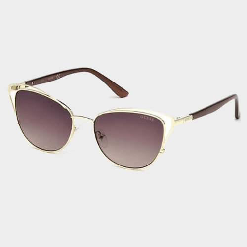 Guess Women's Sunglass Cat Eye 757332F55 Price in qatar