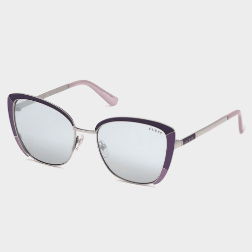 Guess Women's Sunglass Square 758583C55 Price in Qatar