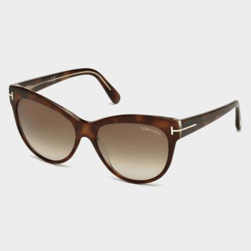 Tom Ford Women's Cat Eye Sunglass 043056F Price in Qatar