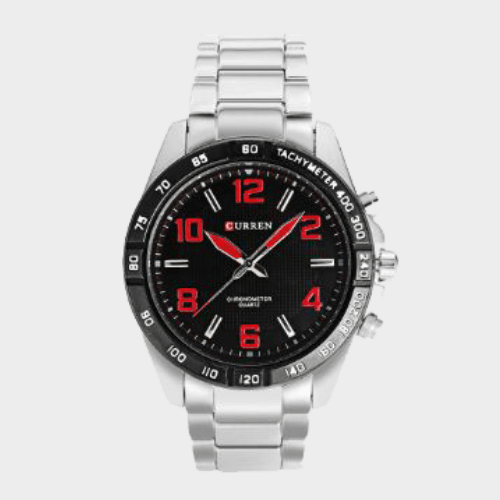 Curren Stainless Steel 8107 Watch Price in Qatar