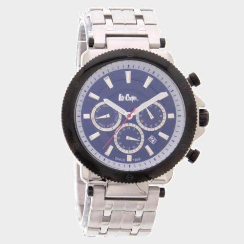 Lee Cooper Men's Black Dial Watch LC06183.350 price in qatar