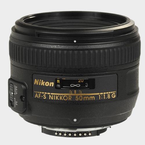 Nikon AF-S NIKKOR 50mm f/1.8G Lens price in Qatar