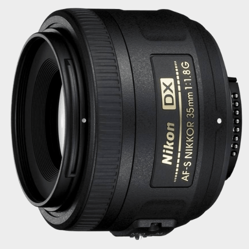 Nikon AF-S DX NIKKOR 35 mm f/1.8G Lens price in Qatar