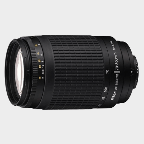 Nikon AF Zoom-Nikkor 70 - 300 mm f/4-5.6G Lens price in Qatar