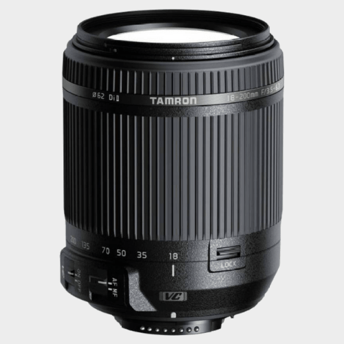 Tamron AF18-200mm F/3.5-6.3 DiII VC Lens for Canon DSLR Camera Lens price in Qatar