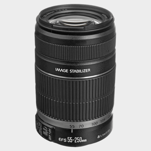 Canon EF-S 55-250MM 1:4-5.6 IS II Lens price in Qatar