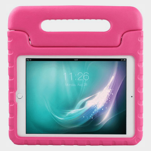Promate Bamby Mini 3 Shockproof Kiddie Case For ipad Mini 3 Pink Price in Qatar jazp