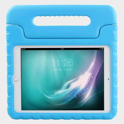 Promate Bamby Mini 3 Shockproof Kiddie Case For ipad Mini 3 Blue Price in Qatar Price in Qatar ourshopee