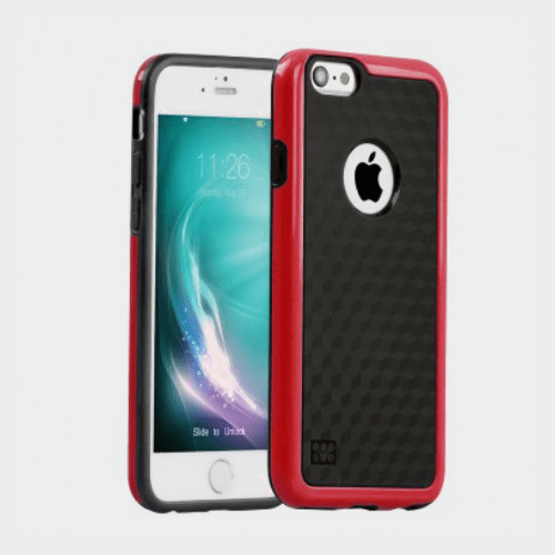 Promate Tagi i6 iPhone 6/6s Case Maroon Price in Qatar