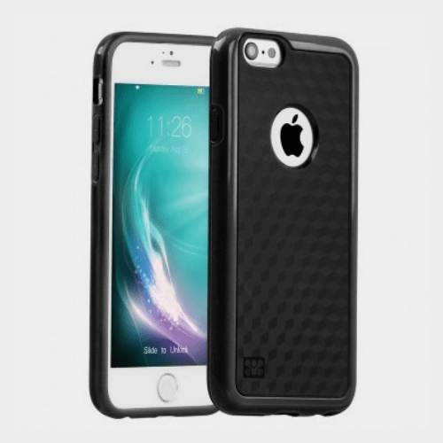 Promate Tagi i6 iPhone 6/6s Case Black Price in Qatar