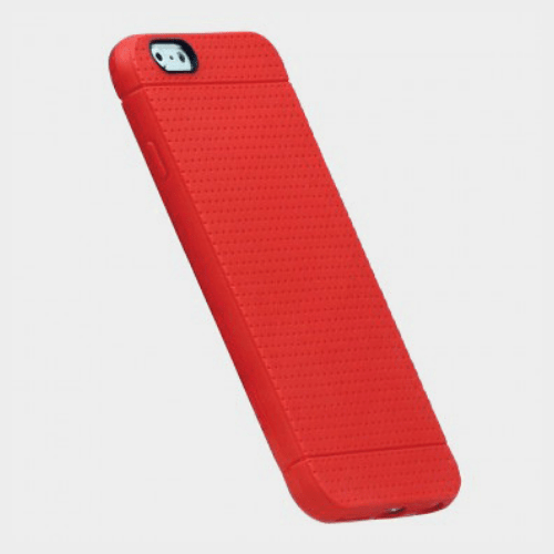 Promate Flexi i6 iPhone 6/6s Case Red Price in Qatar