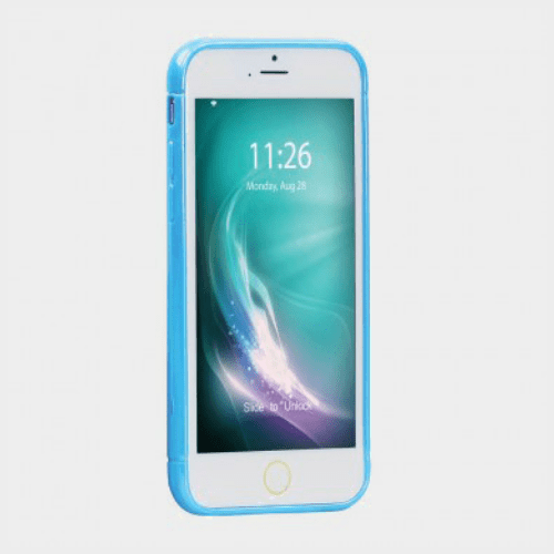 Promate Flexi i6 iPhone 6/6s Case Blue Price in Qatar