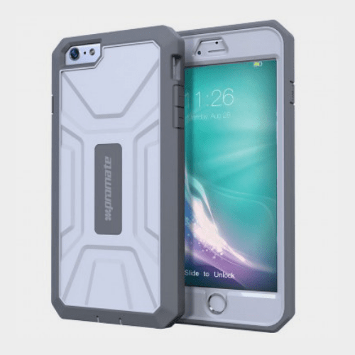 Promate Armor i6P iPhone 6 Plus/6S Plus Case White Price in Qatar