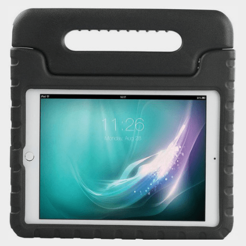 Promate Bamby Mini 3 Shockproof Kiddie Case For ipad Mini 3 Black Price in Qatar