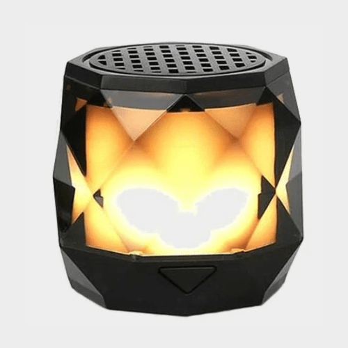 M5 Super Bass Mini Diamond LED Bluetooth Speaker Price in Qatar