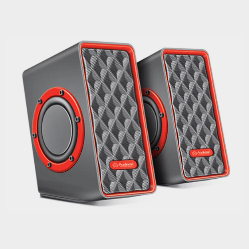 Audionic Octane U-25 Mini Portable Speaker Red Price in Qatar