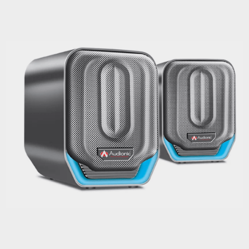 Audionic Octane U-20 Mini Portable Speaker Black Price in Qatar