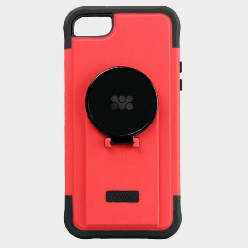 Promate Ridei5 Shock Proof iPhone SE/5/5S Case Red Price in Qatar
