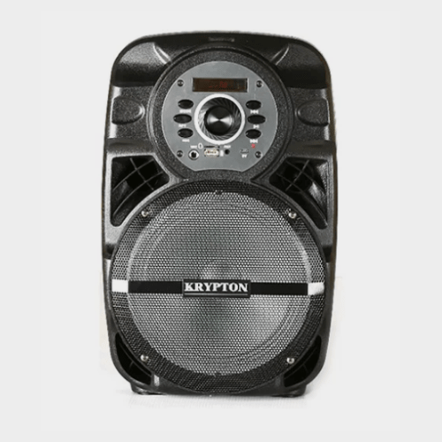 Krypton KNMS6073 8-inch Portable Speaker Price in Qatar