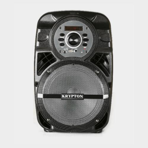 Krypton KNMS6073 8-inch Portable Speaker Price in Qatar