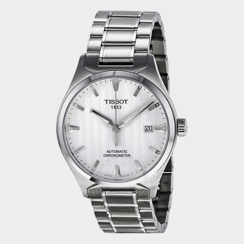 Tissot T-Tempo Cosc Chronometer Men's Watch T0604081103100 Price in Qatar